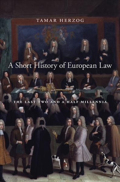 A short history of European Law. 9780674980341