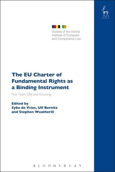 The EU Charter of fundamental rights as a binding instrument. 9781509921089