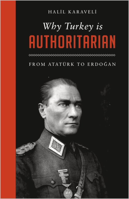 Why Turkey is authoritarian. 9780745337555