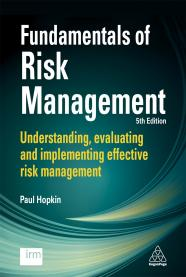 Fundamentals of risk management. 9780749483074