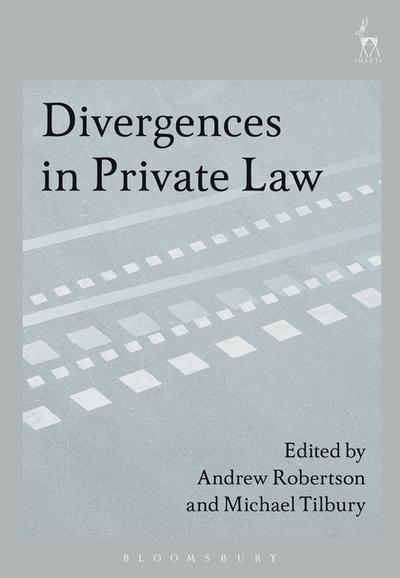 Divergences in private Law. 9781509921126