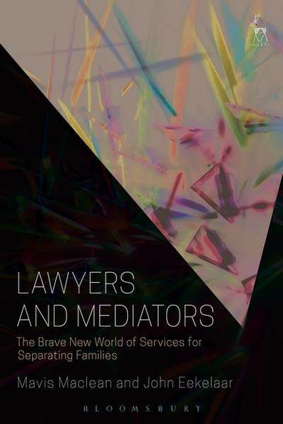 Lawyers and mediators. 9781509922086