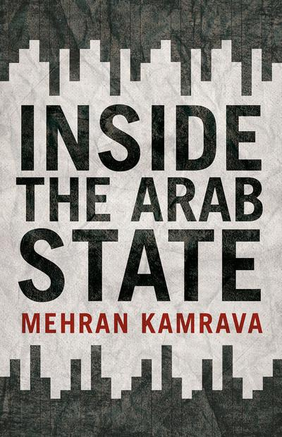 Inside the Arab State. 9781849049399