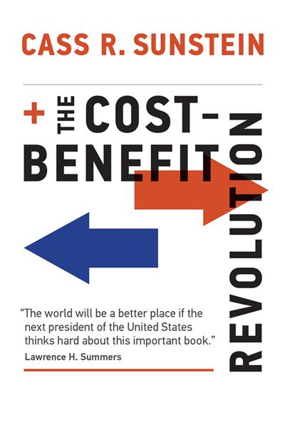 The cost-benefit revolution. 9780262038140