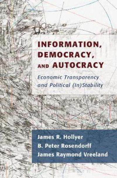 Information, democracy, and autocracy. 9781108430807