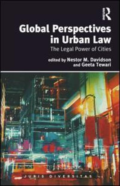 Global perspectives in urban Law. 9780815372271