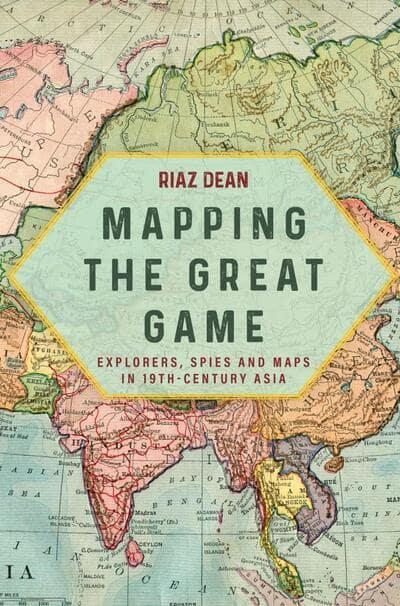 Mapping the great game. 9781612008141