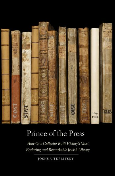 Prince of the press. 9780300234909