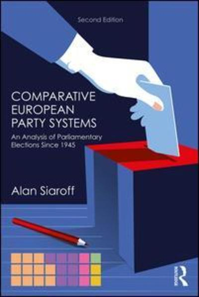 Comparative european party systems. 9781138888098