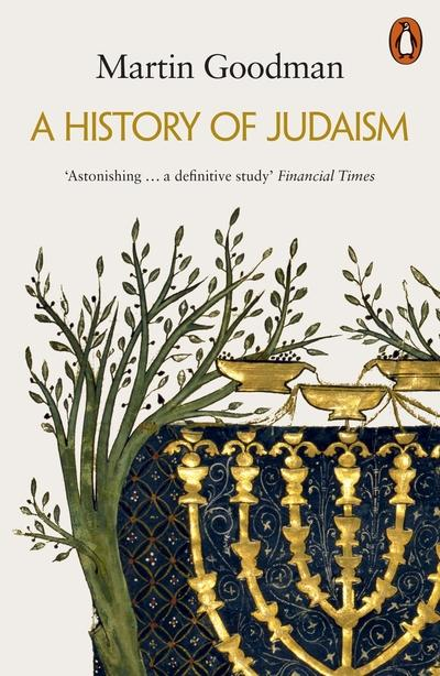 A history of Judaism. 9780141038216