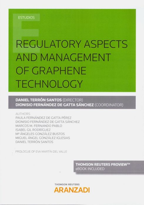 Regulatory aspects and management of graphene technology. 9788413082868