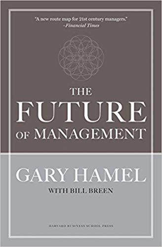The future of management. 9781422102503