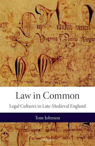 Law in Common. 9780198785613