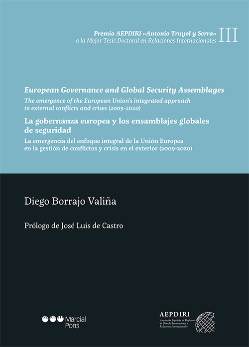 European Governance and Global Security Assemblages. 9788491237808