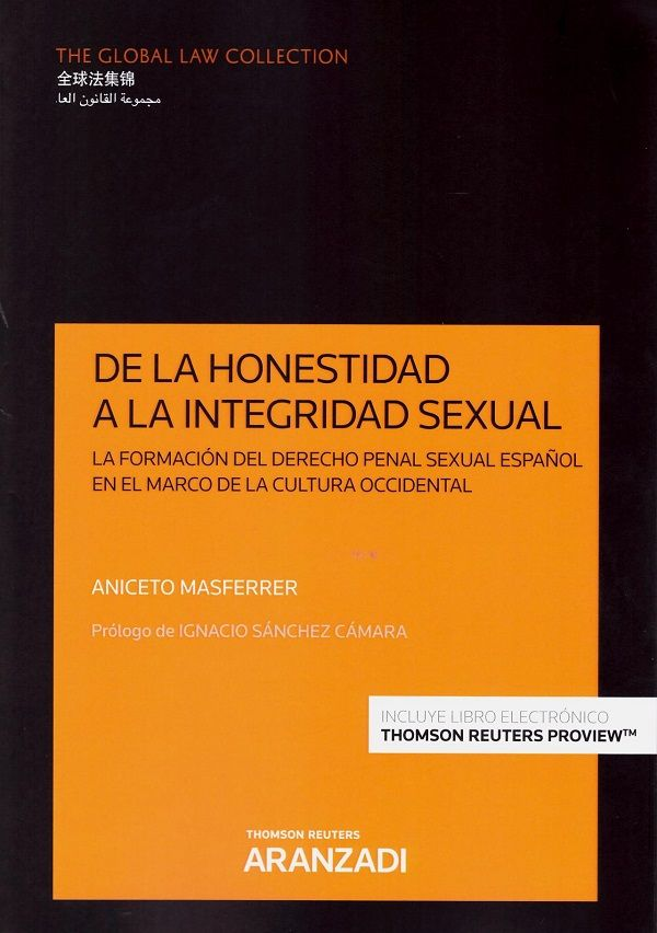 De la honestidad a la integridad sexual