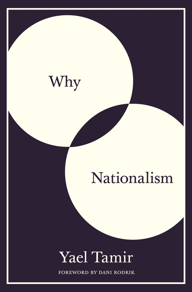Why nationalism. 9780691210780