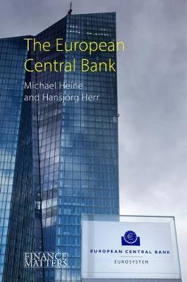 The European Central Bank. 9781788212953