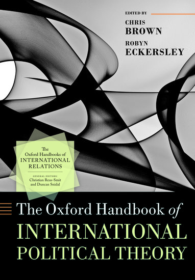 The Oxford Handbook of International Political Theory. 9780198854616