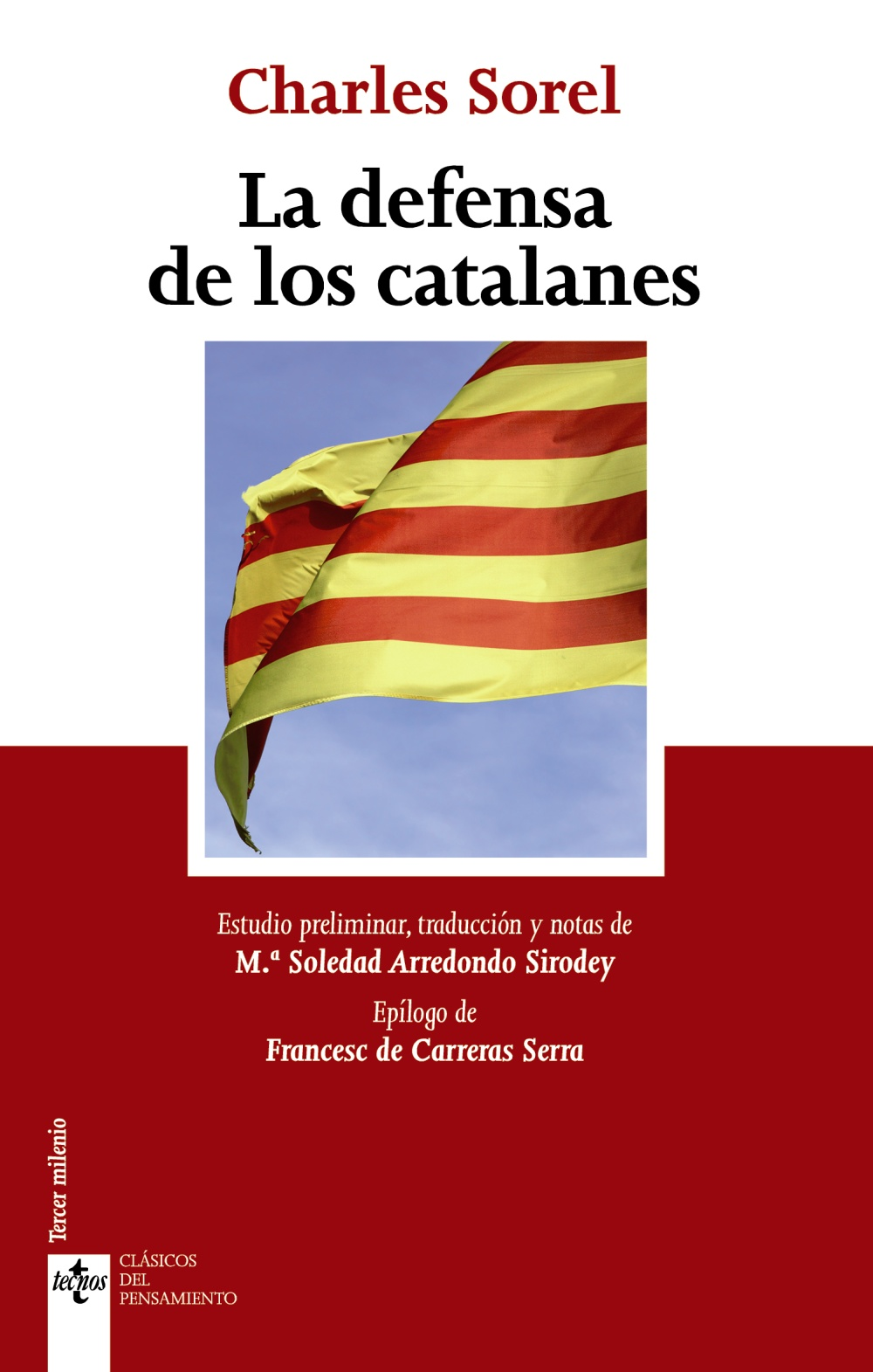 La defensa de los catalanes. 9788430978762