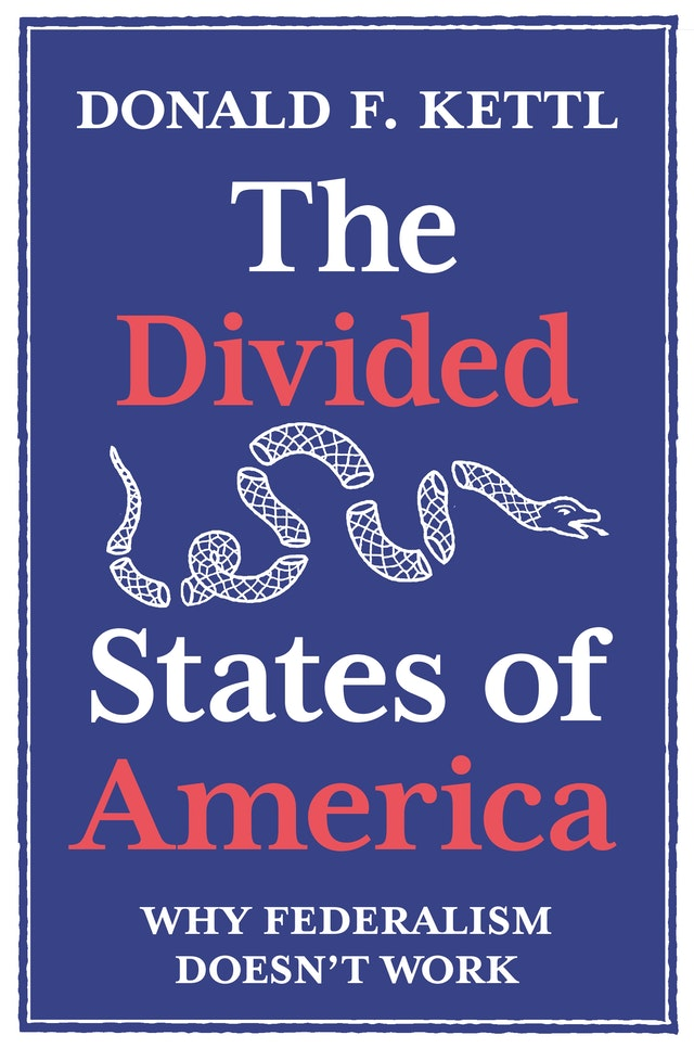 The divided states of America. 9780691182278