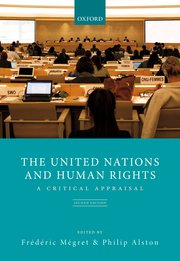 The United Nations and Human Rights. 9780198298380