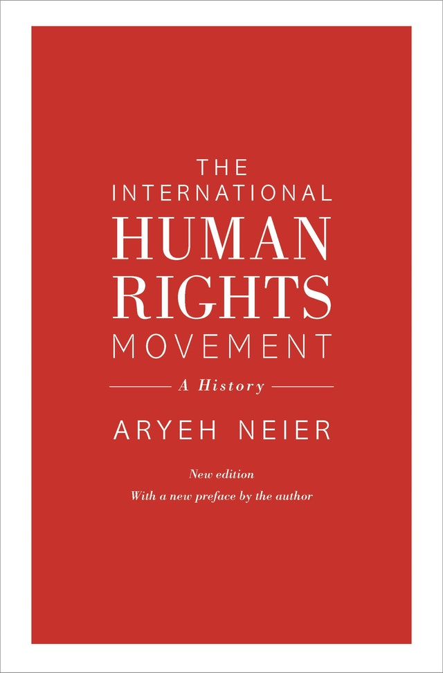 The International Human Rights Movement. 9780691200989