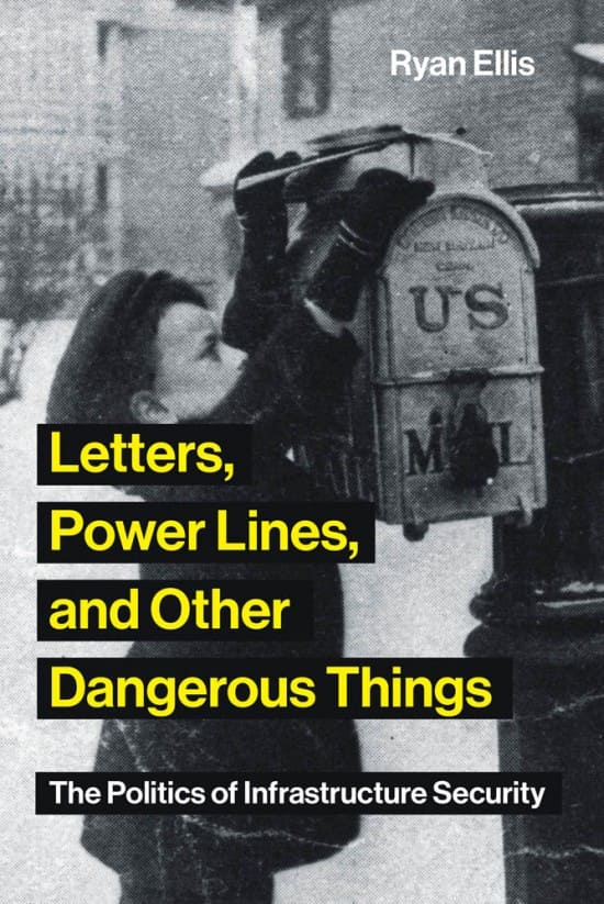 Letters, power lines, and other dangerous things . 9780262538541