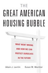 The great American housing bubble. 9780674979659