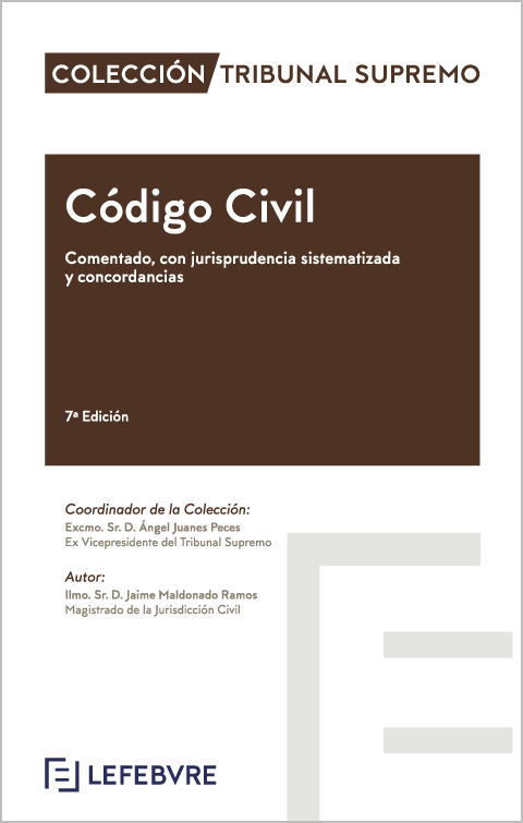 Código Civil. 9788418190278