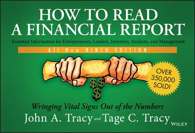 How to read a financial report. 9781119606468