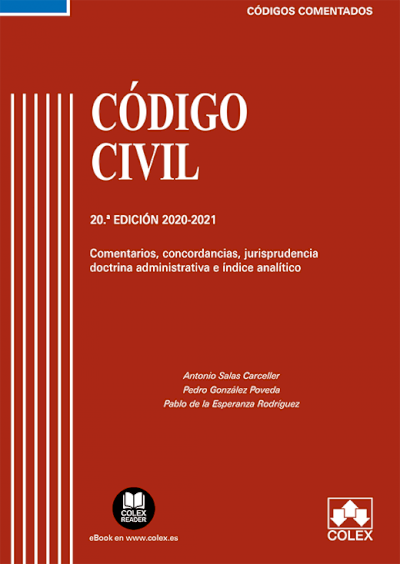 Código Civil. 9788413590776