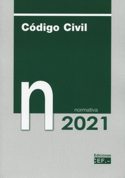 Código Civil. 9788445440698