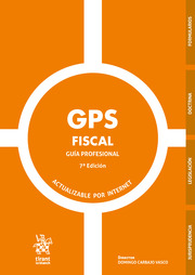 GPS Fiscal. 9788413783444