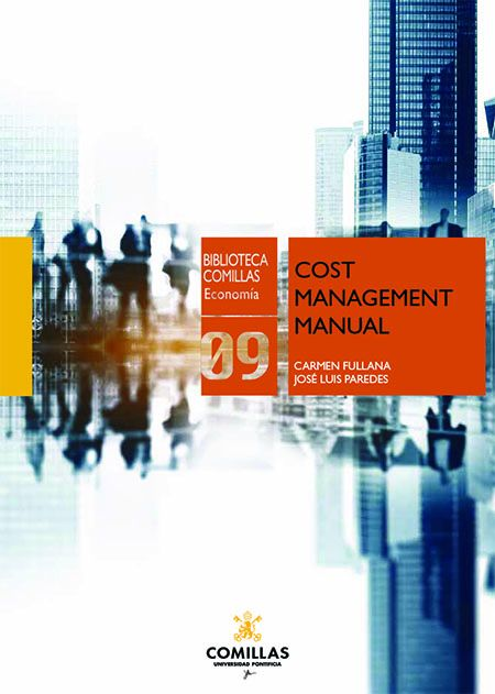 Cost management manual. 9788484688587