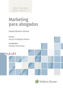 Marketing para abogados. 9788418662003