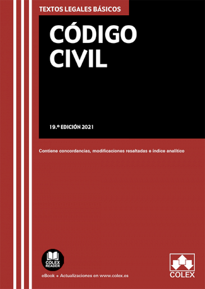 Código Civil. 9788413591551