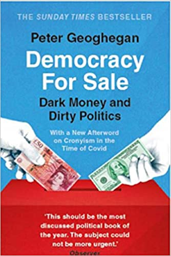 Democracy for sale . 9781789546040