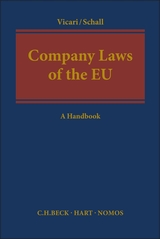 Company laws of the EU