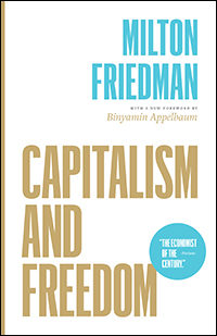 Capitalism and freedom. 9780226734798