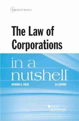 The Law of Corporations in a Nutshell. 9781684672394