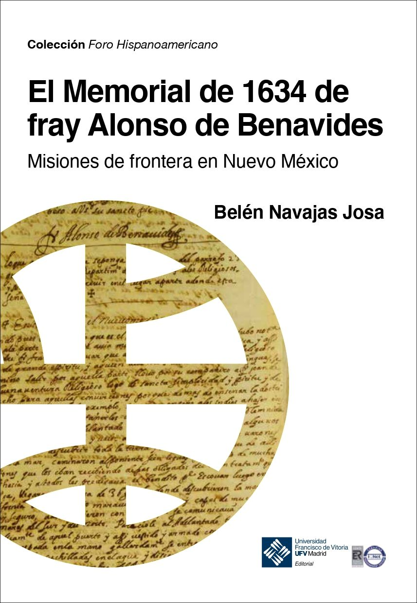 El Memorial de 1634 de fray Alonso de Benavides. 9788418360794
