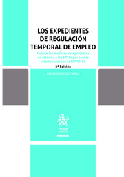 Los expedientes de regulación temporal de empleo. 9788413970172