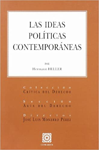 Las ideas políticas contemporáneas. 9788484448334
