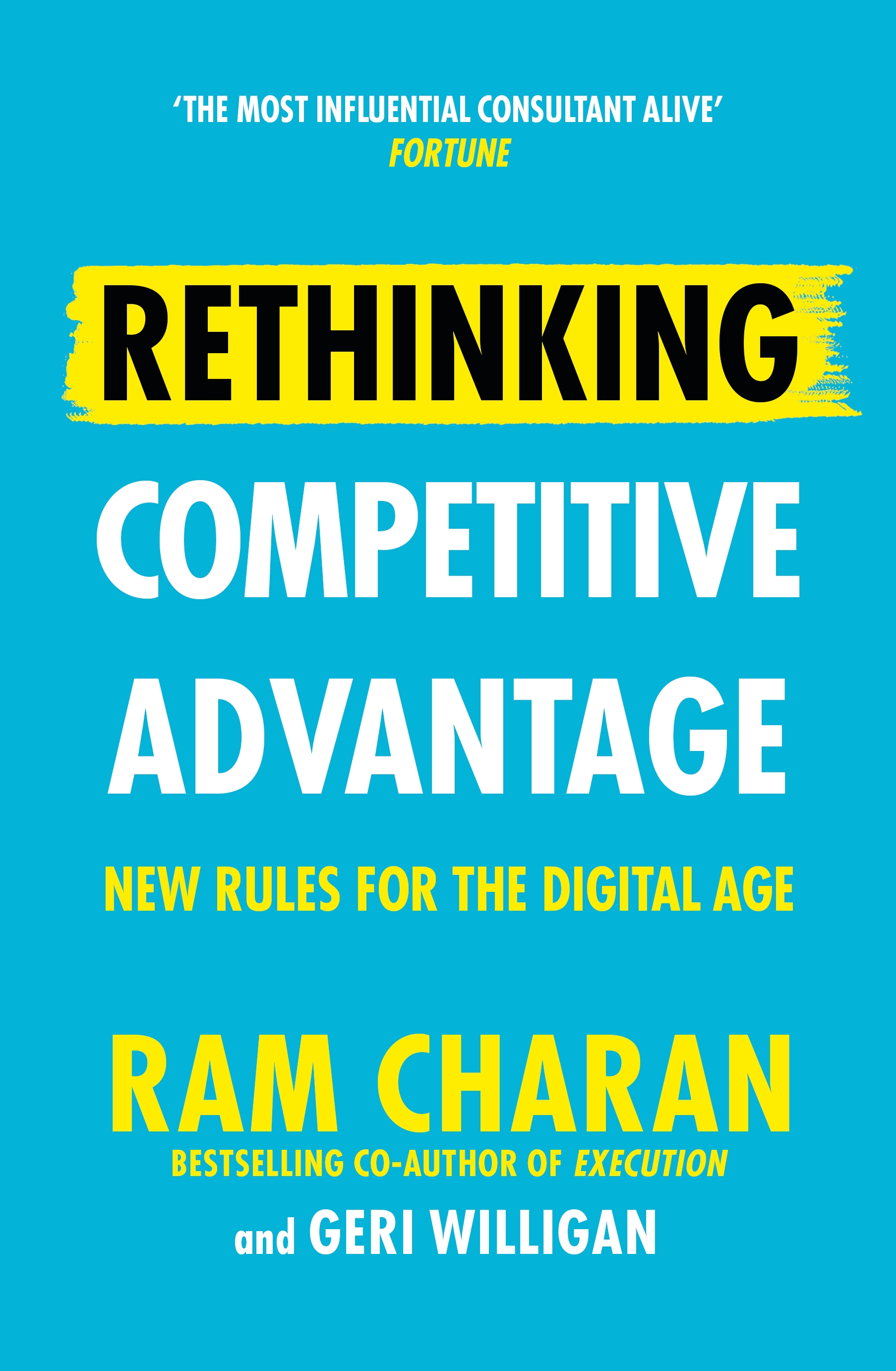 Rethinking competitive advantage
