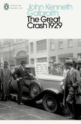 The Great Crash 1929. 9780241468081