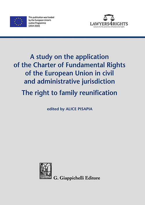 A study on the application of the Charter of Fundamental Rights of European Union in civil jurisdiction. 9788892121706
